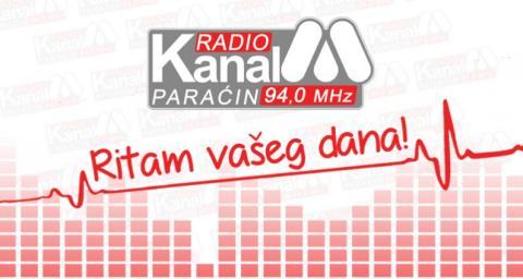 Radio Kanal M Paraćin Uživo
