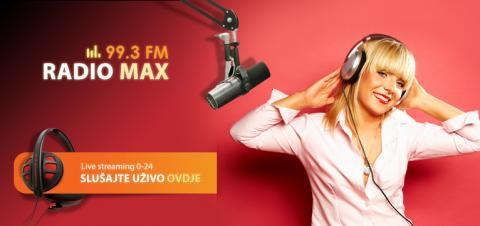 Radio Max Varaždin FM 99.3 Uživo
