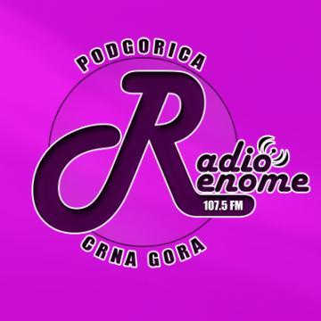 Radio Renome PLUS Podgorica Uživo